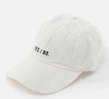 COLOR TWILL LOGO CAP