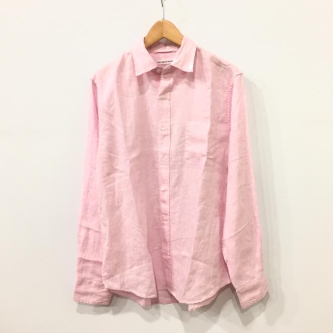 ATU リネンシャツ
