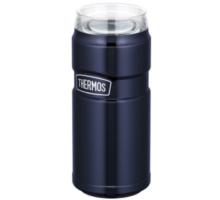 サーモス(THERMOS) 保冷缶ホルダー 500ml缶用 ミッドナイトブルー ROD-005